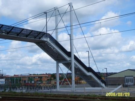 spoorbrug Steenwijk