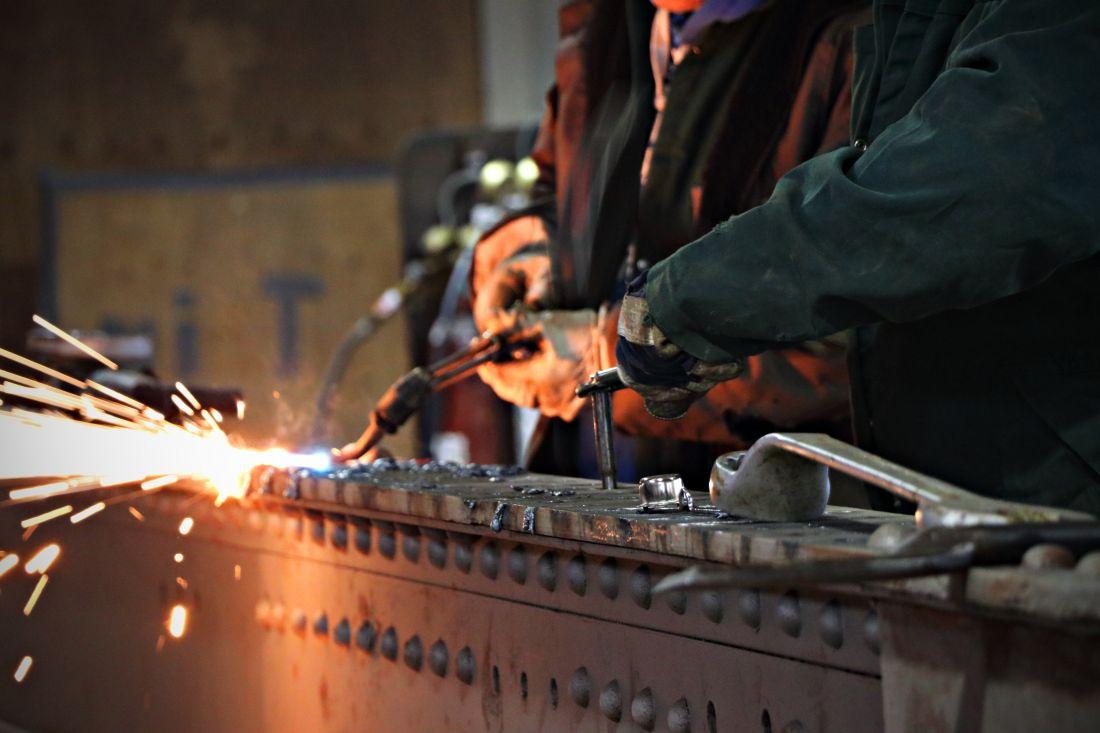 restauratiewerk staalbouw