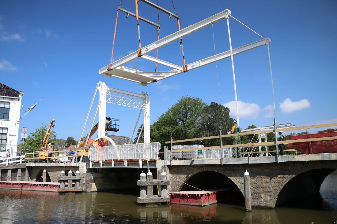 restauratie brug