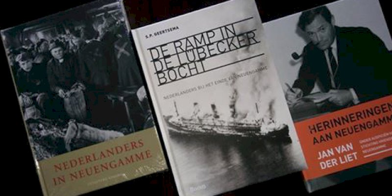 Boeken als geschenk voor onze inspanning