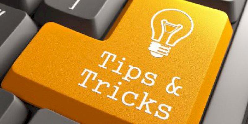 CMS tips & tricks