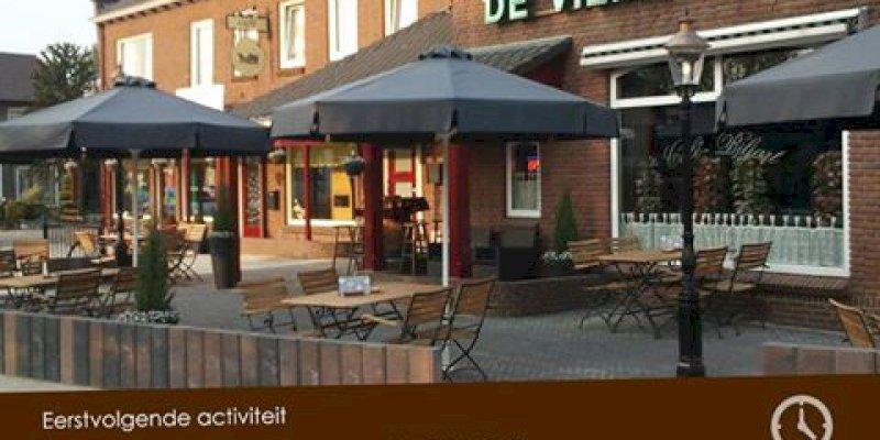 Sneak preview nieuwe website café de Viersprong in Valburg