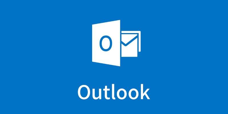 Storing bij Microsoft Outlook / Hotmail